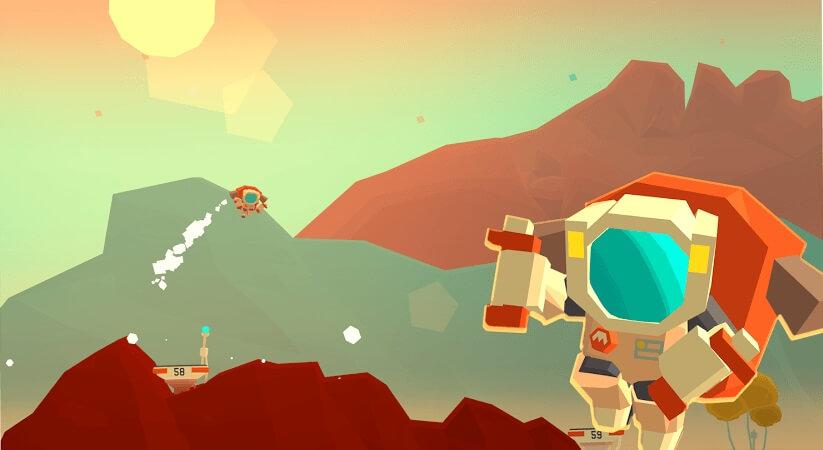 Mars Mars Colonies Game