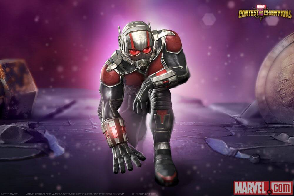 Marvel Contest of Champions Antman Character Update PC