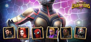 marvel contest of champions wasp challenge lineup download game