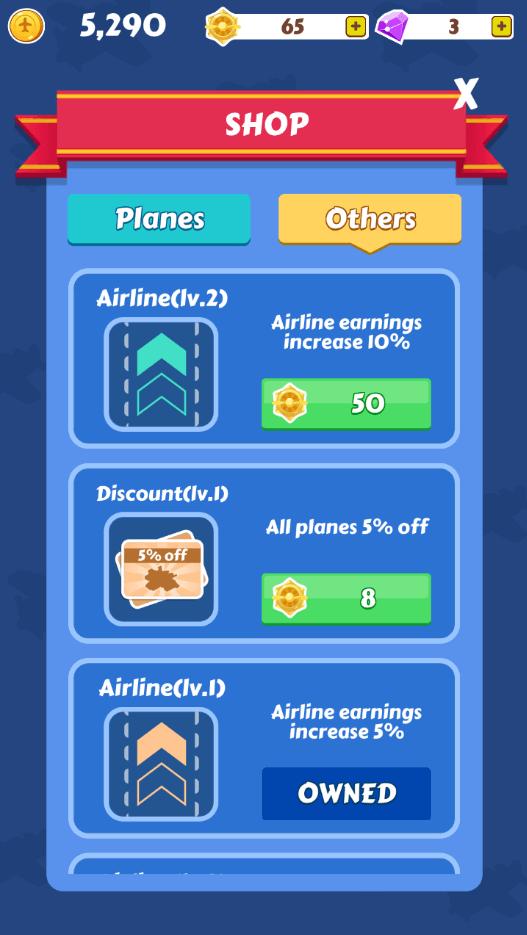 merge plane shop