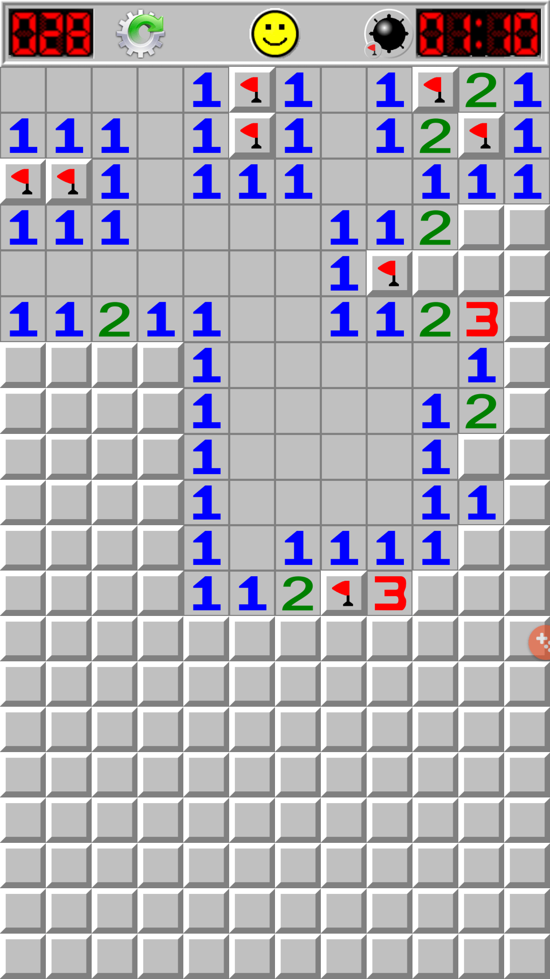 minesweeper rules
