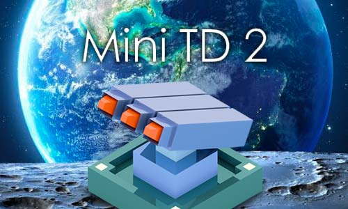 Play Mini TD 2: Relax Tower Defense Game on PC