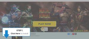 mortal kombat how to download