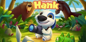 my talking hank jungle