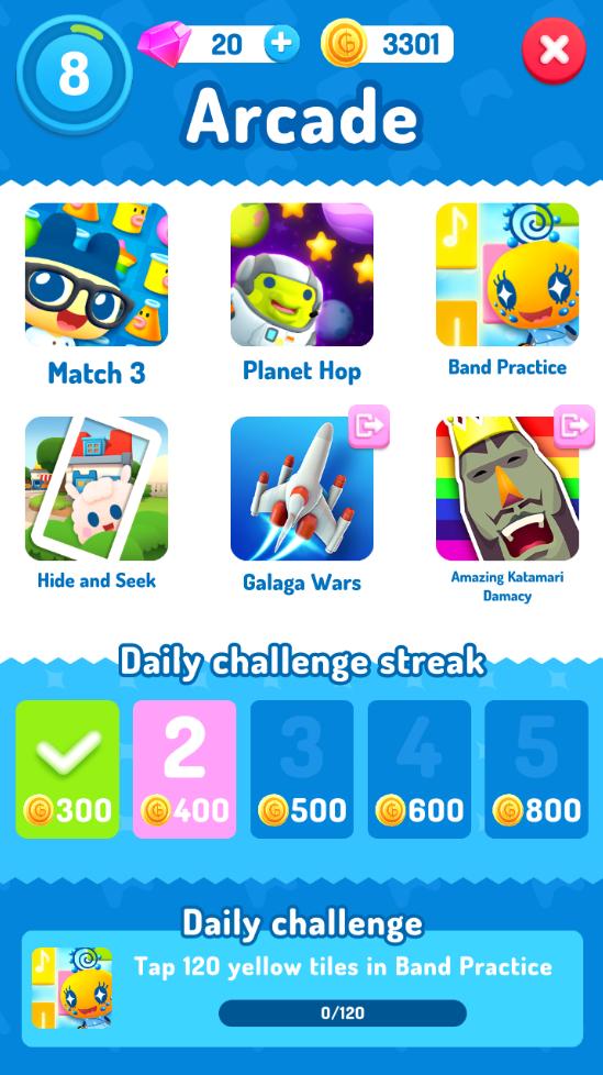 My Tamagotchi Forever Mini Game Download Full Version