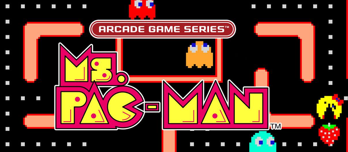 Ms. PAC-MAN Game Series