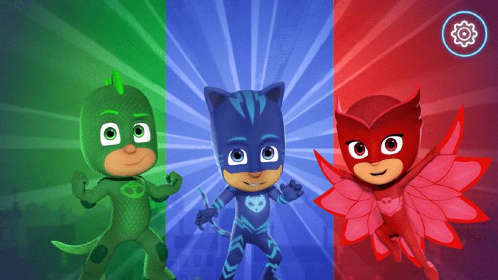 Pj Masks Favorite Heroes