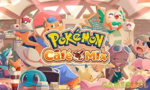 Play Pokémon Café Mix on PC