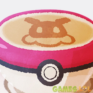 pokémon café mix latte
