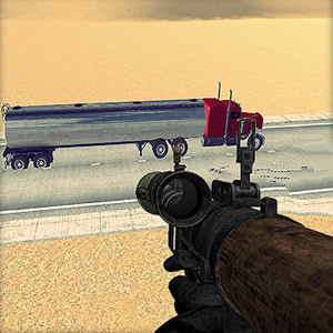Play Rocket Launcher Traffic Shooter on PC