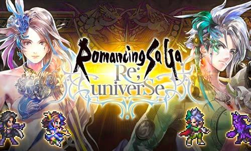 Play Romancing SaGa Re_univerSe on PC