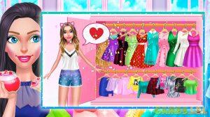 royal girls princess salon closet