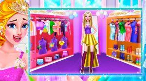 royal girls princess salon fierce