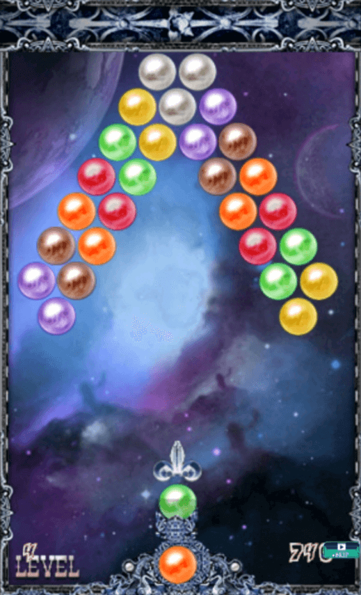 shoot bubble deluxe game