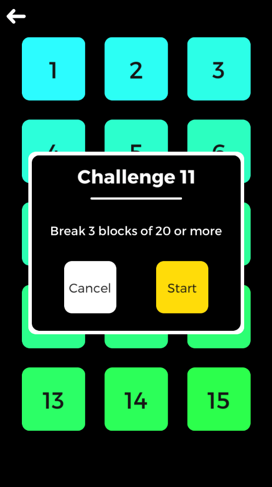 Snake vs Block Challenge Mode Free