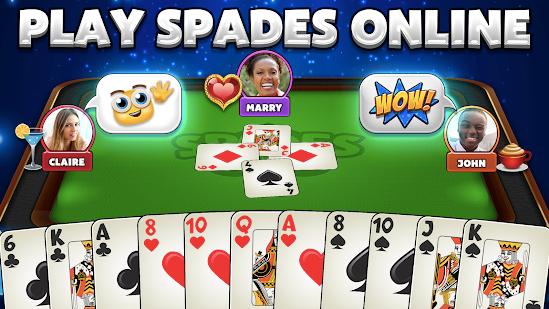 spades plus game