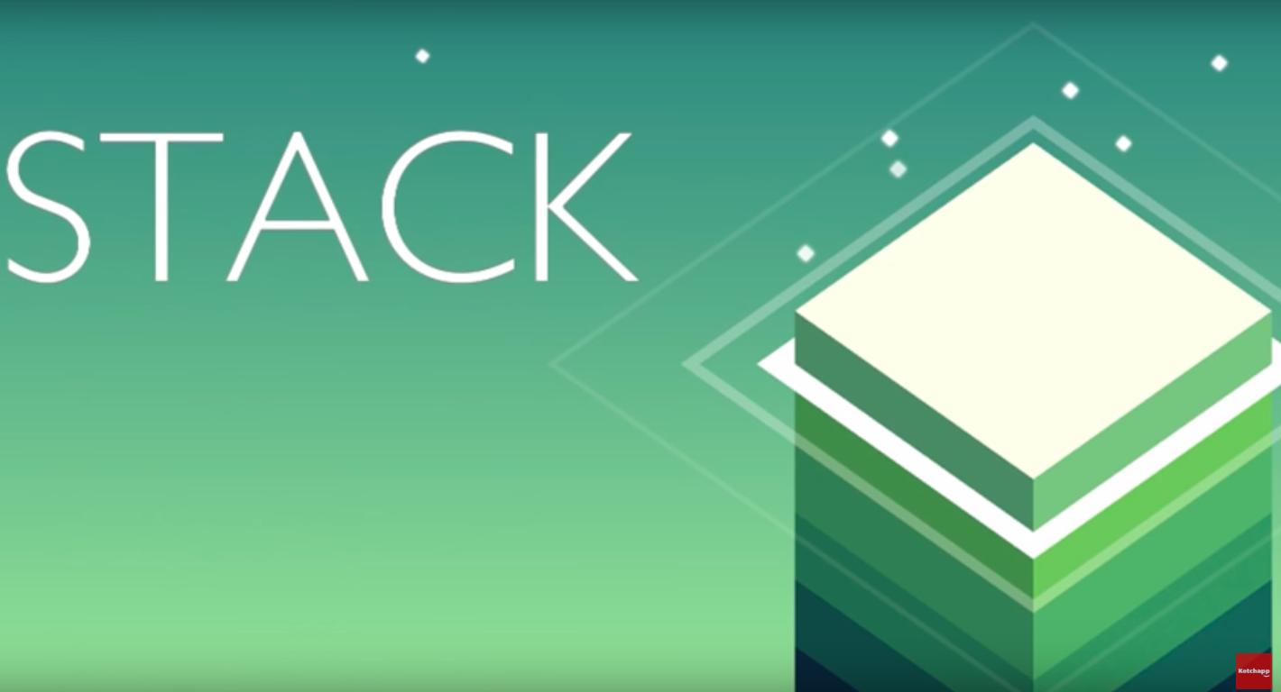 stack tower blocks game