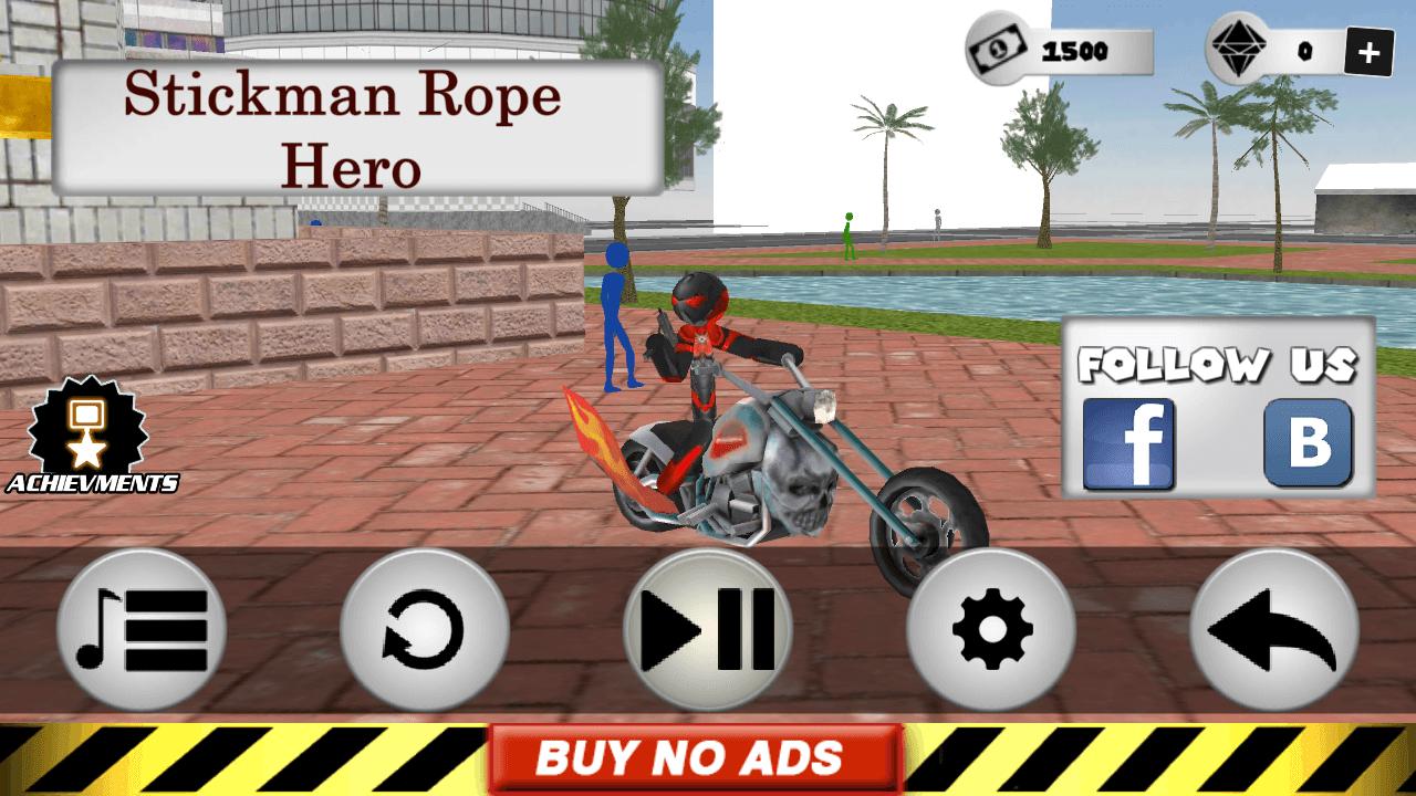 stickman rope hero download