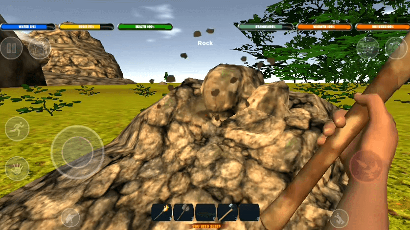 Survival Forest PC Download