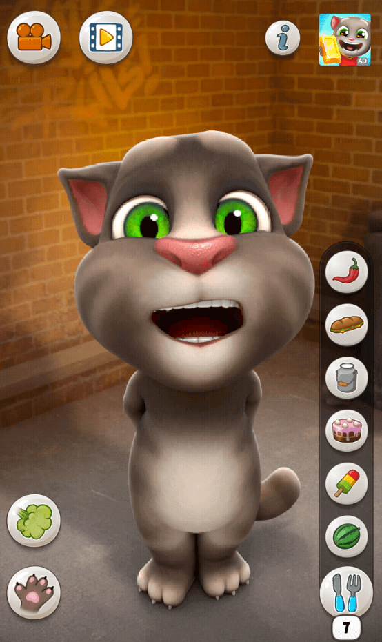 talking tom cat download