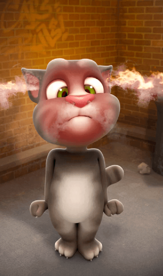 talking tom cat pc