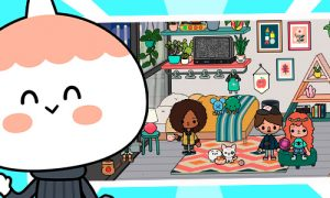 Toca Life World: Uncover Secrets in the Apartment, Café & More Featured Image