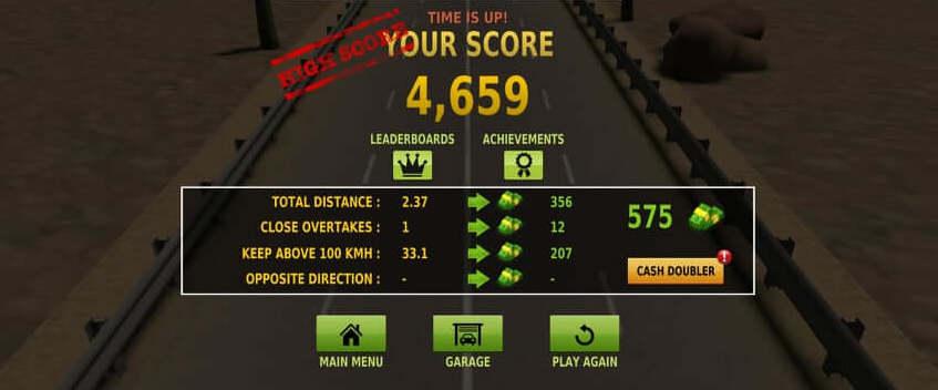 traffic racer games