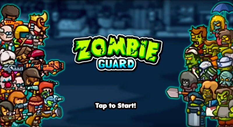 Zombie Guard Online Game PC