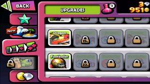zombie tsunami upgrades menu