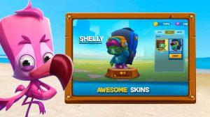 zooba milo awesome skins