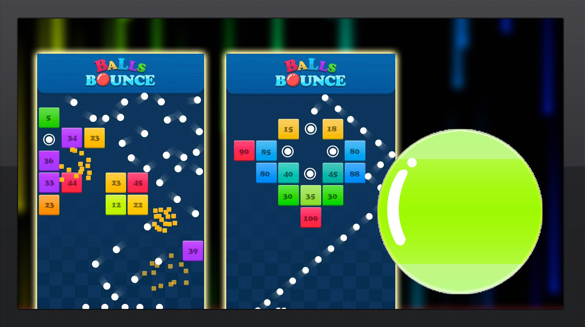 Balls Bounce download PC