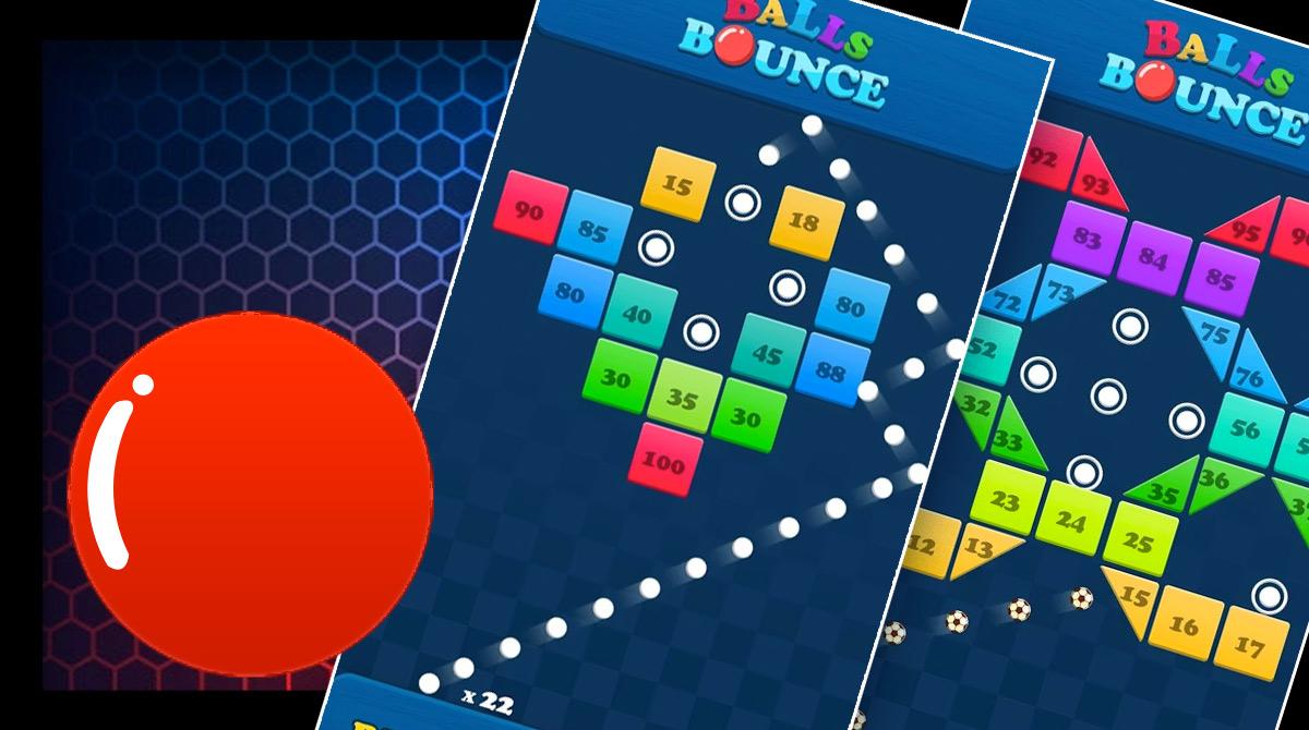 Balls Bounce surfers PC free