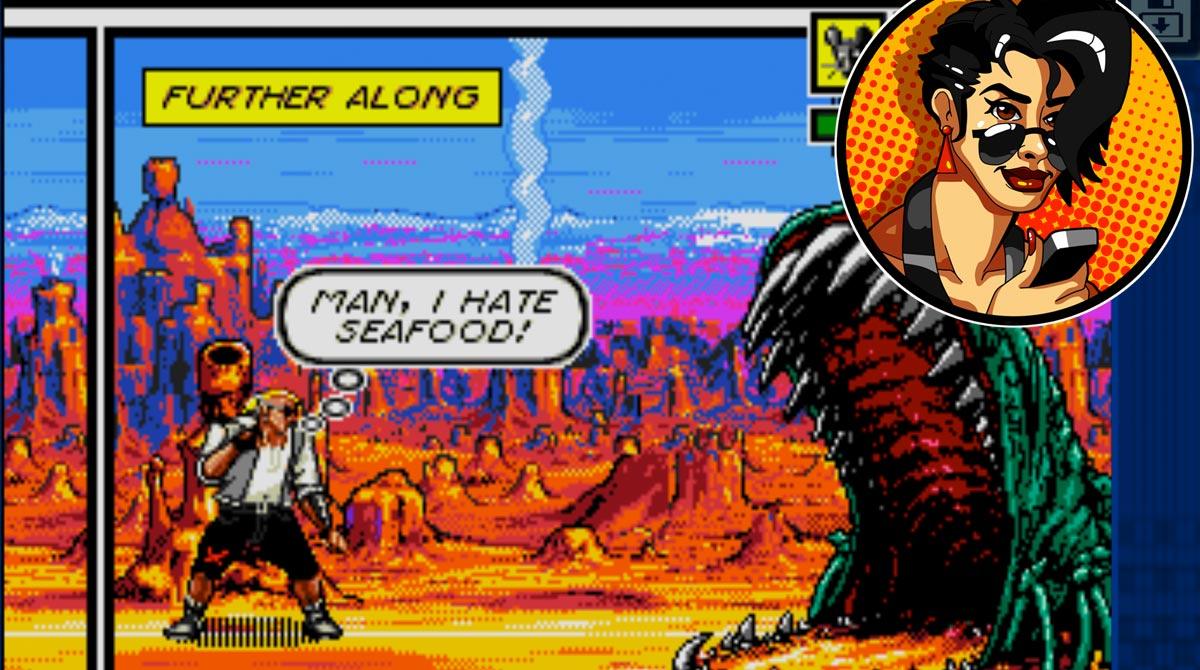 Comix Zone Classic download PC