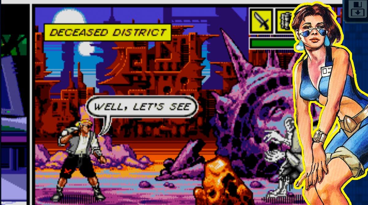 Comix Zone Classic download free