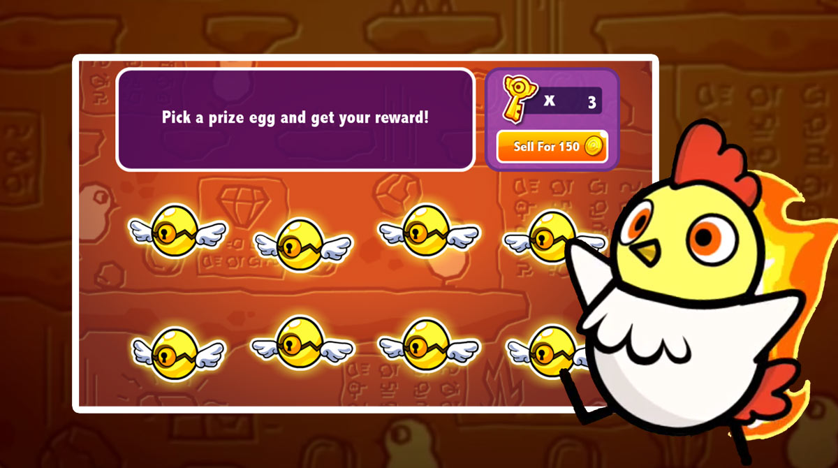 Duck Life Treasure Hunt PC free