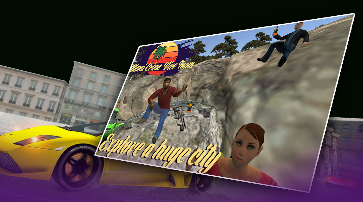 MiamiCrime ViceTown download PC
