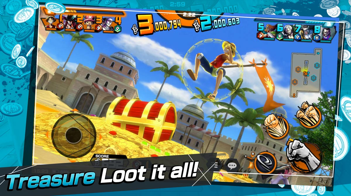 ONE PIECE Bounty download free
