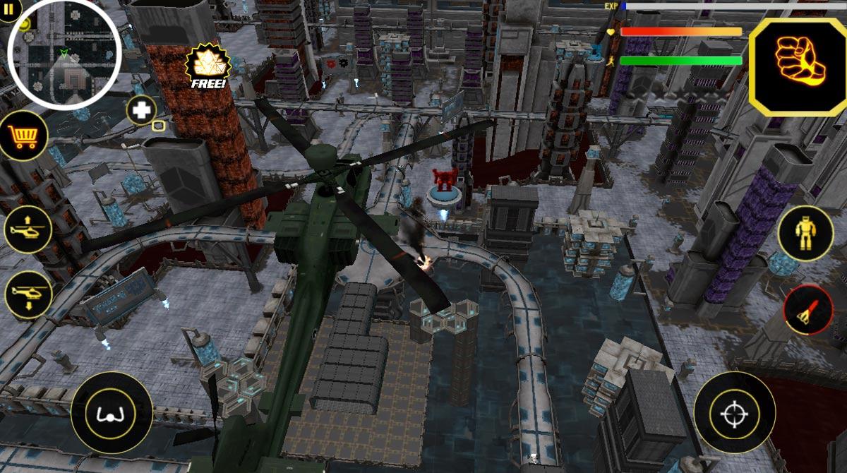 Robot City download PC
