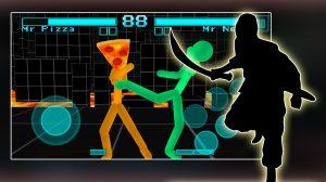 Stickman NeonWarriors download free 2