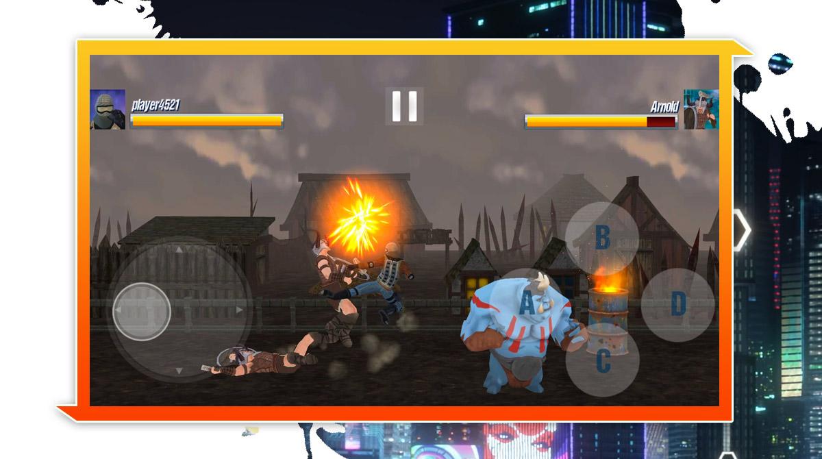 Street Fighting Game 2020 PC free