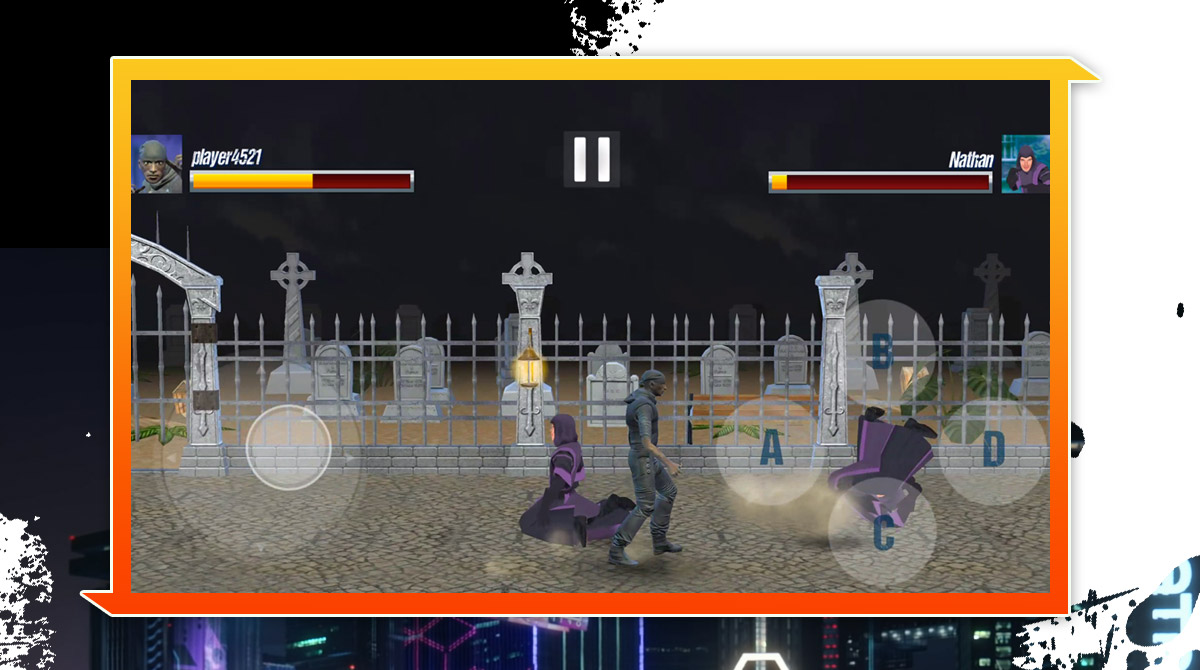 Street Fighting Game 2020 download PC