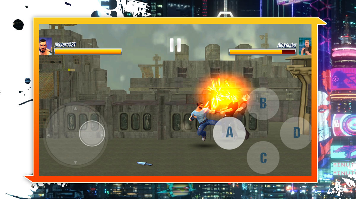 Street Fighting Game 2020 download free