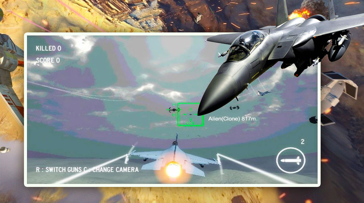 Strike Fighters Attack download free
