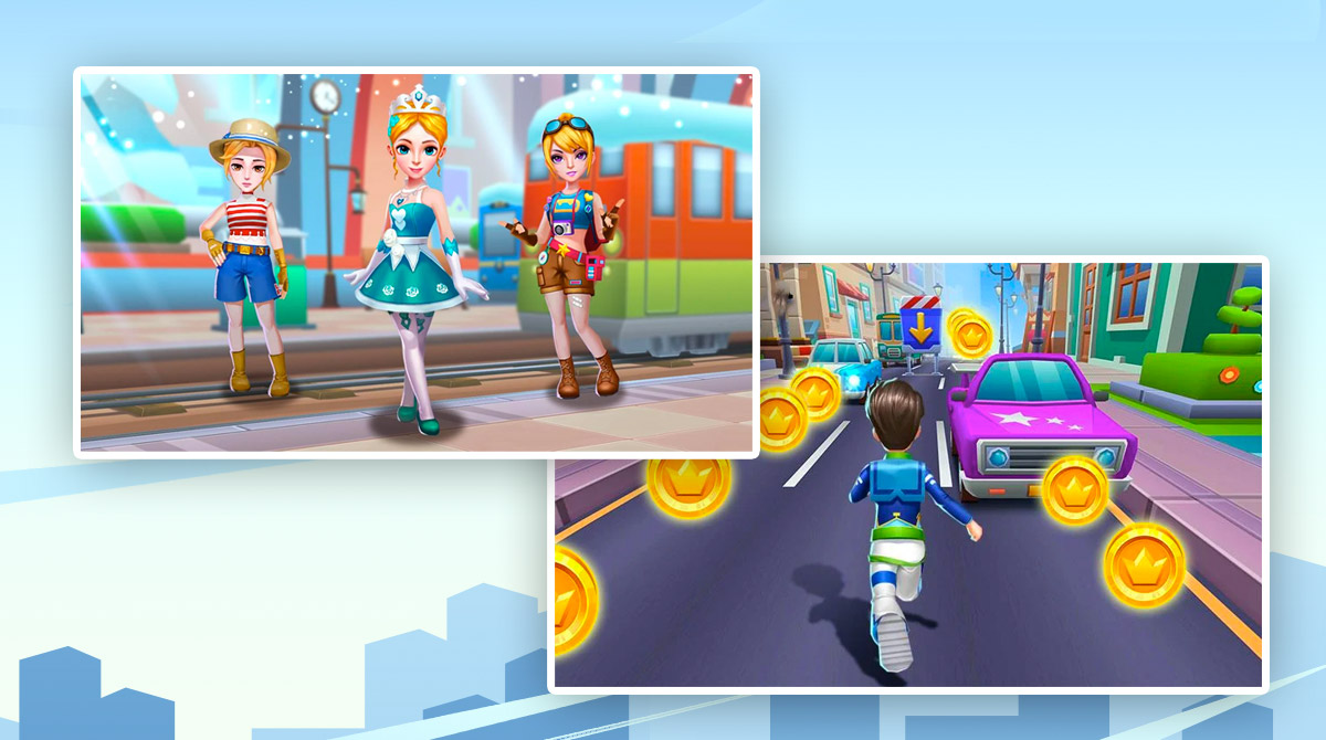 Subway Princess Runner download PC