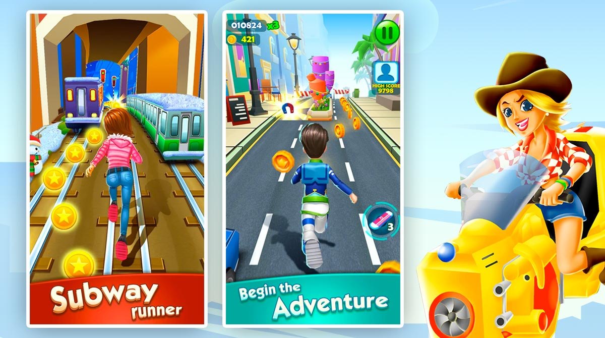 Subway Princess Runner download full version