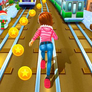 Subway Princess Runner free full version