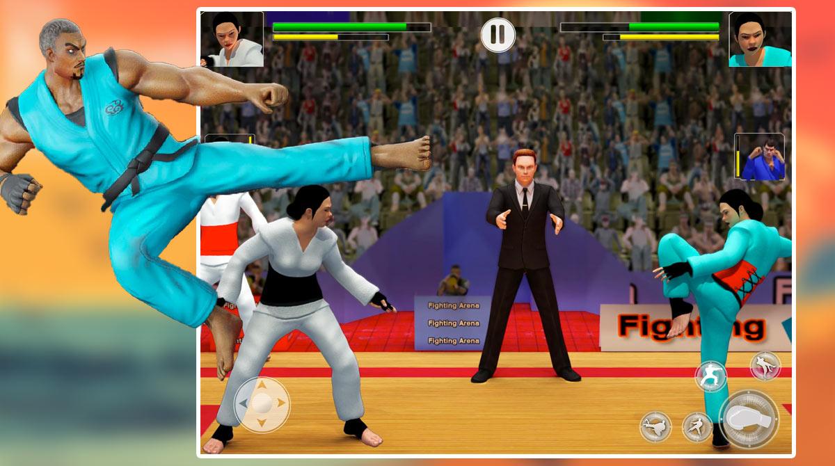 Tag Team Karate PC free