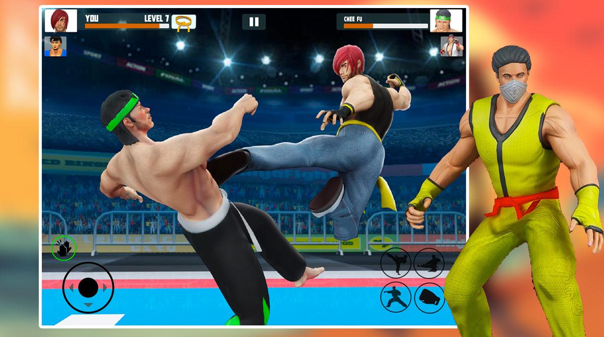 Tag Team Karate download free