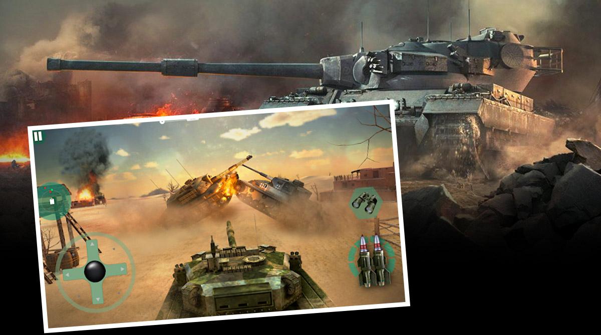 Tank Attack Blitz download free
