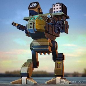 Play Walking Robots on PC
